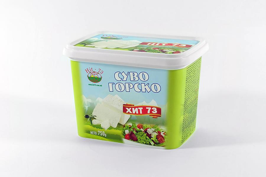 Suvagora cheese - 750g.