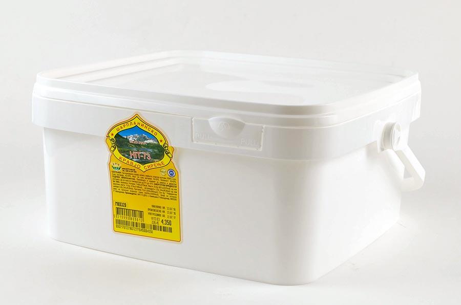 Djath i bardhë Sharri 4kg.